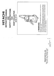 Hitachi RP 30Y Manuals