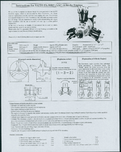 Saito FA-90R3 Manuals