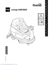 Diversey swingo 5000 Manuals