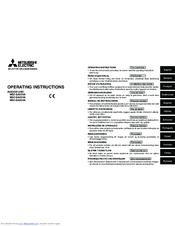 Mitsubishi Electric MSZ-GB50VA Series Manuals