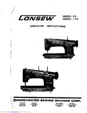Bestseller: Consew 226r 1 Repair Manual
