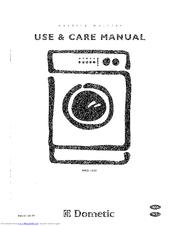 Dometic WMD 1050 Manuals