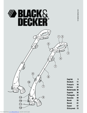 Black & Decker GL350 Manuals
