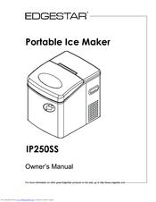 Edgestar IP250SS Manuals