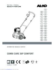 Al-ko Combi care 38p comfort Manuals