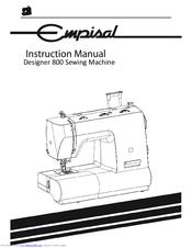 Empisal Designer 800 Manuals