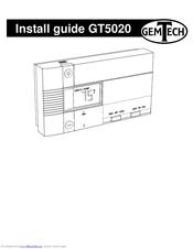 Gemtech GT5020 Manuals