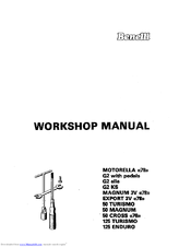 Benelli 125 Enduro Manuals