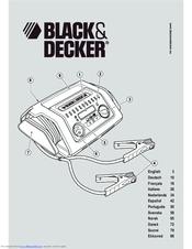 Black & Decker BDSBC30A Manuals