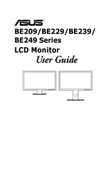 Asus BE209 Series Manuals