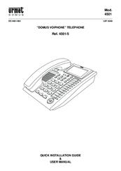 Urmet Domus 4501/5 Manuals