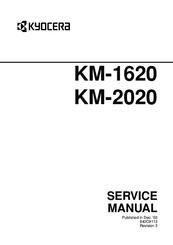 Kyocera KM-1620 Manuals