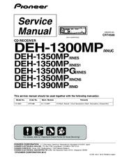 pioneer mosfet 45wx4 wiring diagram for horn relay deh 1350mpg manuals and user guides we have 3 available free pdf download service manual owner s