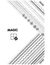 Singer Magic 22 Manuals
