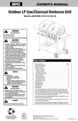 Backyard GBC1490W/BY14-101-001-05 Manuals