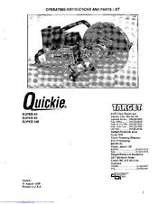 Target SUPER 80 Manuals