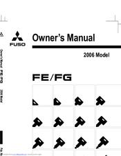 Mitsubishi FUSO FE 2006 Manuals