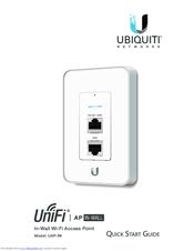 Ubiquiti UniFi AC MESH UAP-AC-M Manuals