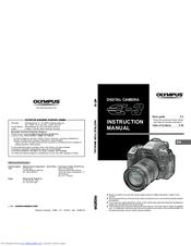Olympus E-3 Manuals