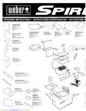 Weber e-320 manual
