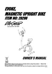 Life gear manual