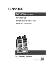 Kenwood NX-5300 Manuals