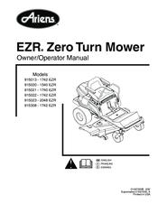 Ariens 915021-1740 EZR Manuals