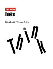 Lenovo P70 Manuals
