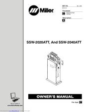Miller SSW-2020ATT Manuals
