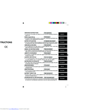Mitsubishi Electric MSC-A09YV Manuals