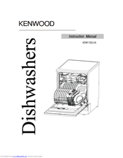 Kenwood KDW12SL3A Manuals