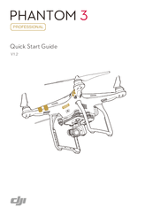 Dji Phantom 3 Advanced Manuals