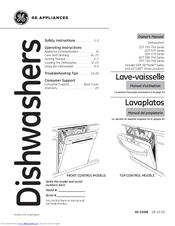 Ge GDT580SMF8ES Manuals