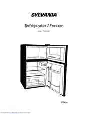 Sylvania SFR834 Manuals