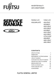 fujitsu aou24rlxfz wiring diagram healthy heart service manual pdf download