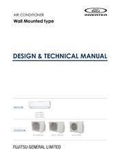 fujitsu aou24rlxfz wiring diagram vz seat asu9rlf design technical manual pdf download
