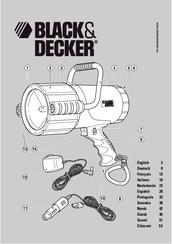 Black & Decker BDV 157 Manuals