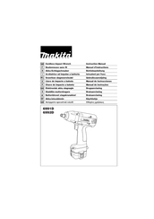 Makita 6992D Manuals