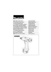 Makita 6990D Manuals