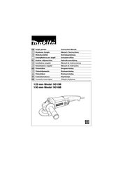 Makita 9015B Manuals