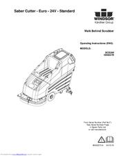Windsor SC264 Manuals