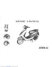 Taotao ATM50-A1 Manuals