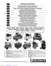 Michelin MCX50 Manuals