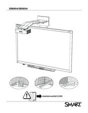 Smart Board SB885i4 Manuals