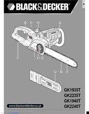 Black & Decker GK2240T Manuals