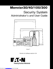 Eaton Menvier 300 Manuals