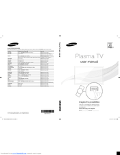 Samsung Series 4+ Manuals