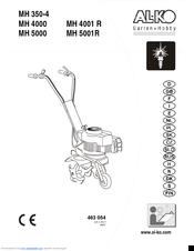 Al-ko MH 5001R Manuals
