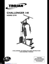 Trojan CHALLENGER 140 Manuals