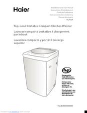 Haier HLP21N Manuals